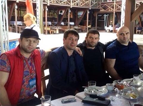 Андрей Виноградов (ставленник Муртазалиева), Анвар Гаджимагомедов и компания