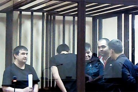 Банда Мамедова в суде