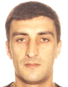 Вор в законе Кахабер Шушанашвили