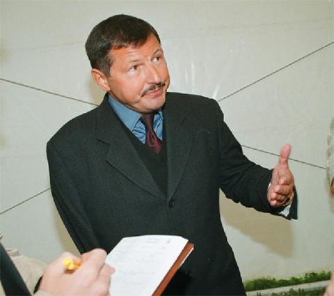 Кумарин Владимир Сергеевич
