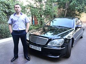 Криминальный авторитет Сергей Панкратов - Панкрат