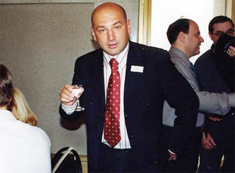 Владелец Петербургского нефтяного терминала Сергей Васильев