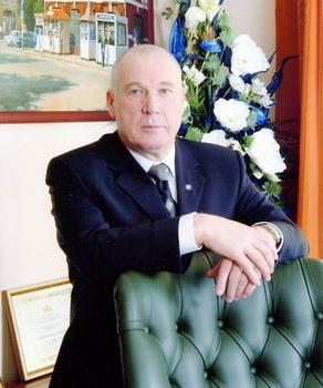 Бизнесмен Михаил Ланин