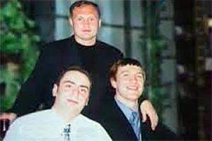 Знаменитые выходцы из Ленинской ОПГ - Александр Трунов, Солодкин младший и киллер Радченко - Челентано
