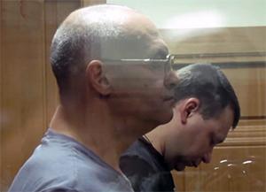 Леонид Алексеев и Андрей Садыков