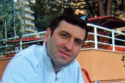 Григорий Райберг