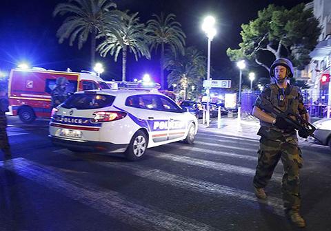 Террор в Ницце