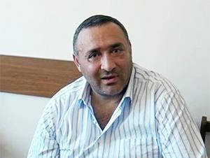 Криминальный авторитет Тевос Сафарян