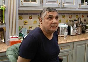 Захарий Калашов во время задержания