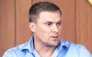 Заместитель главы Национальной полиции Украины Вадим Троян