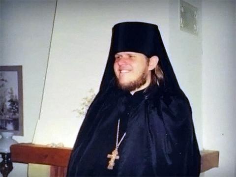 Отец Роман - Андрей Попов