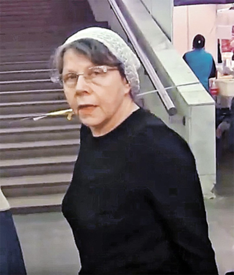 Бухгалтер секты Галина Маркевич