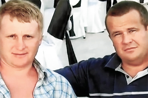 Члены «Рославско-Дубровской» ОПГ