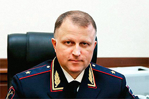 Глава ГУЭБиПК МВД России Андрей Курносенко