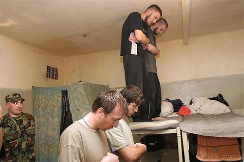кавказские тюрьмы