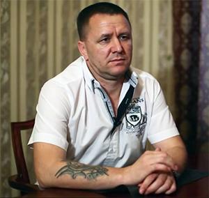 Криминальный авторитет Ион Антон Друцэ - Ваня Писатель