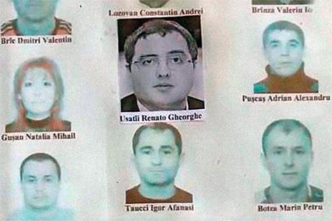 Ренато Усатый разыскивается по подозрению в причастности к тяжким преступлениям на территории Молдовы