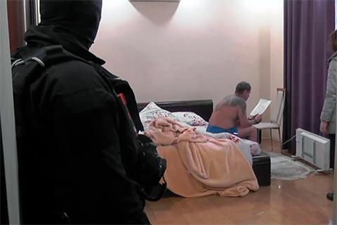 Арест Читинских вымогателей