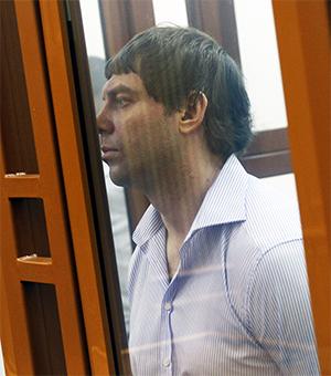 Сергей Чащин в суде
