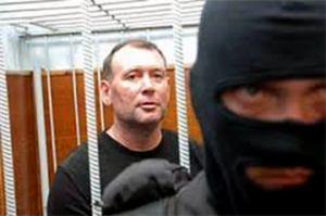 Александр Хабаров во время судебных слушаний
