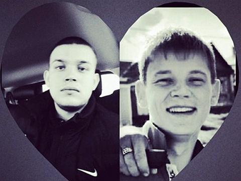 Погибшие в результате кровавой драки участники ОПГ «Спортсмены» Максим Шмельков и Сергей Егоров