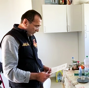 Мерабу Джангвеладзе вручили уведомление