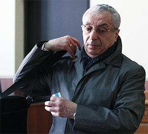 Бывший советник губернатора Новосибирской области по спорту Александр Солодкин-старший