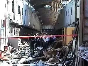 После взрыва на Черкизовском рынке