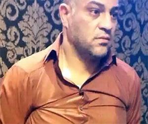 Криминальный авторитет Заур Алиев