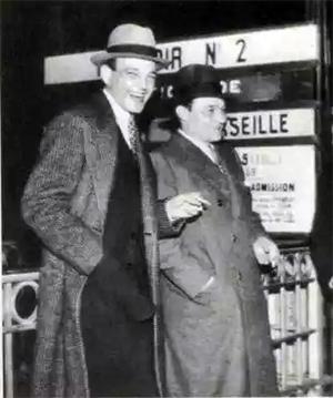 Поль Карбон и Франсуа Спирито