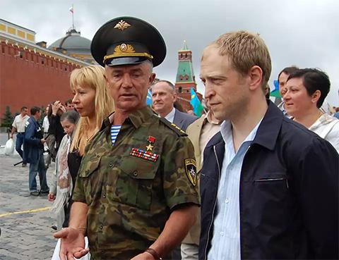 Дмитрий Барановский всегда был одним из первых, кто приходил на выручку своим товарищам-ветеранам