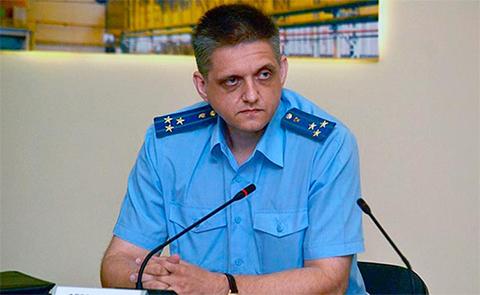 Прокурор Медногорска Михаил Федоровский