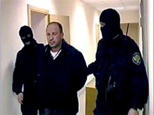 Арест Ибрагима Сафарова