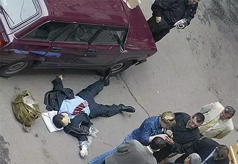 Убийство Игоря Климова