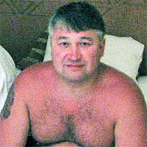 Криминальный авторитет Андрей Муртазин
