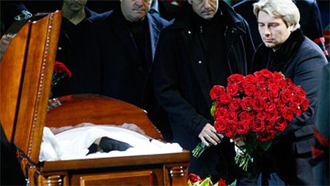 калманович шабтай генрихович похороны