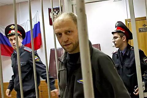 Барановский в суде