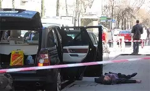 Убийство Вадима Чечеля