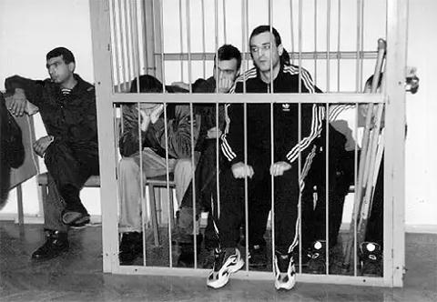 Банда Титова на суде