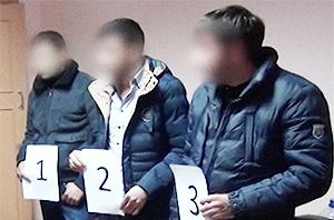 В Подмосковье обезвредили банду похитителей