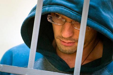 Заместитель главы МУГИСО Артем Богачев в зале суда