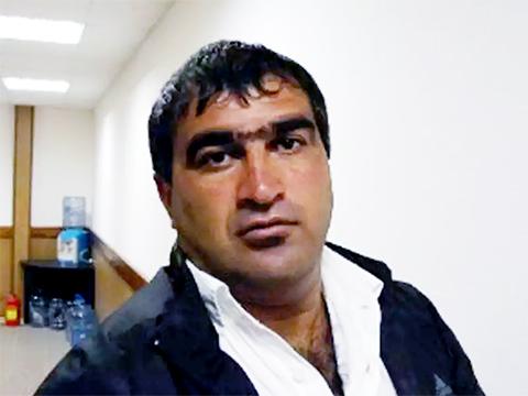 Криминальный авторитет Эльчин Гейдаров