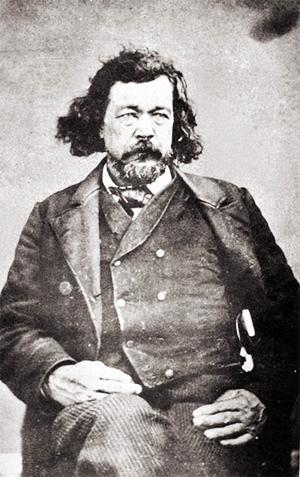 Капитан Гарри Лав, преследовавший Хоакина Мурьету