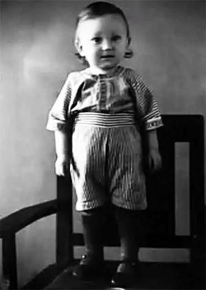 Детское фото Василия Кулика