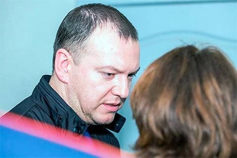Заместитель главы МУГИСО Константин Никаноров