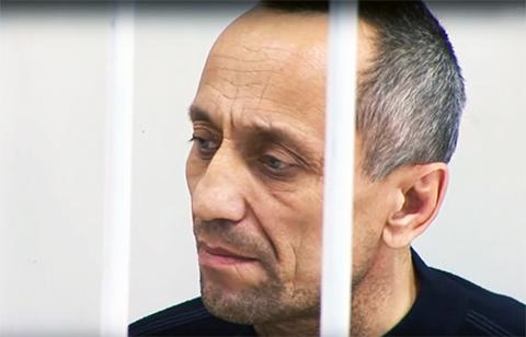 Бывший милиционер из Ангарска Михаил Попков