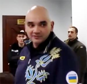 Андрей Щадило, участник банды