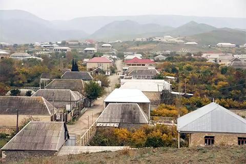 Родная деревня Новруза Мамедова Шештап. Именно отсюда он начал заниматься рэкетом