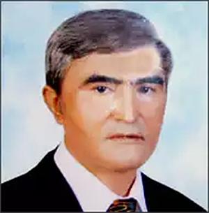 Вор в законе Юлдаш Ашуров - Юлдаш Бостанлыкский