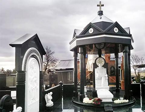 Могила Армена Каневского на кладбище Шаумян, Ереван